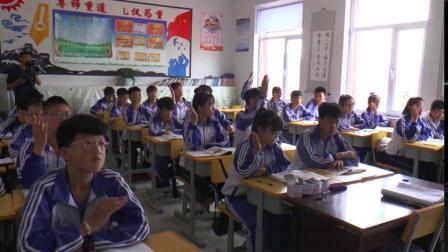 统编版历史八上第19课《七七事变与全民族抗战》课堂视频实录-高佳宇