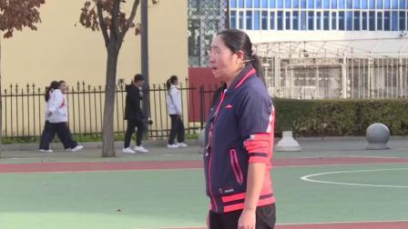 高一体育课《跨栏跑》,第八届全国中小学生体育教学观摩展示活动评优课