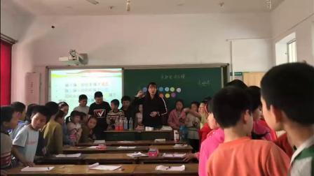 《2.色彩的冷暖》课堂-冀美版小学美术四年级下册