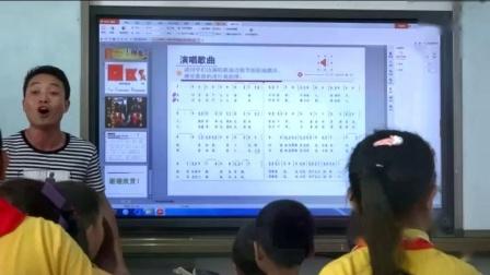 《听赏与跟唱)中国少年先锋队队歌》优质课-湘文艺版小学音乐三年级下册