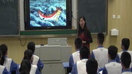 统编版历史九上第11课《古代日本》课堂视频实录-胡美玲