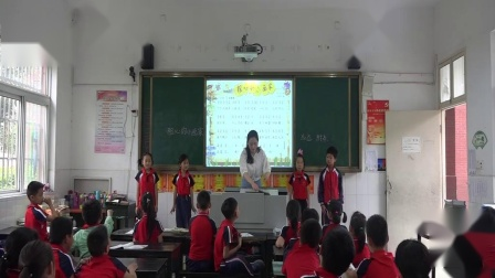 《音乐游戏)音乐游戏》课堂教学实录-湘文艺版小学音乐二年级下册